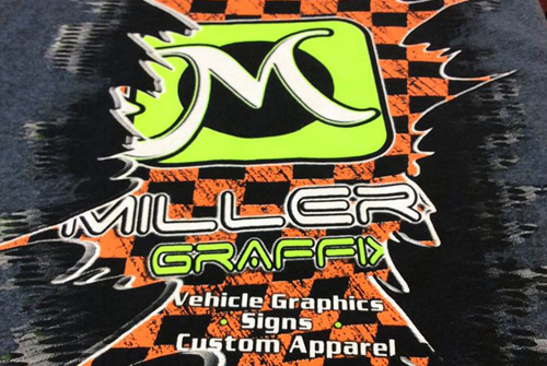 da4911f1e Screen Printing - Millers Graffix